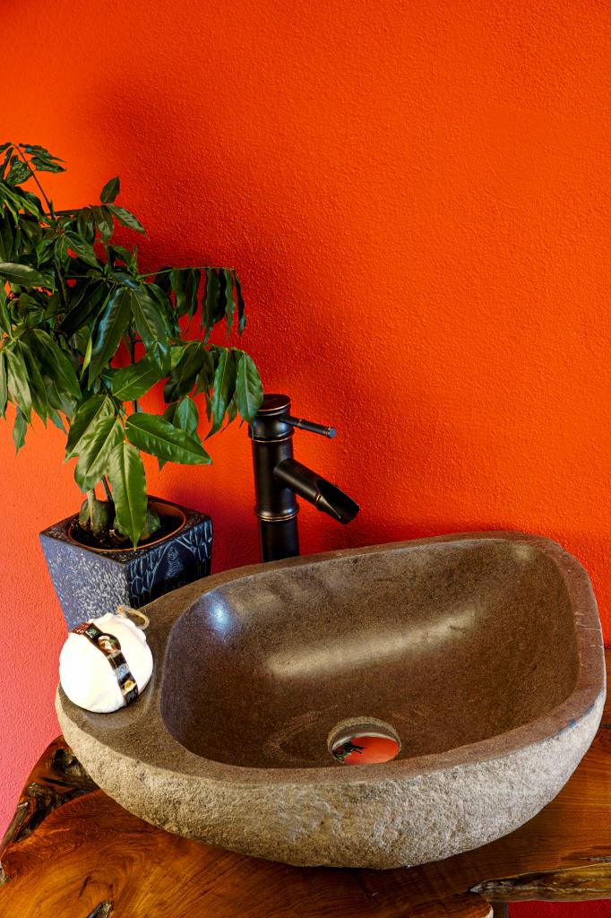 flussstein stein waschbecken aufsatzwaschbecken. Black Bedroom Furniture Sets. Home Design Ideas
