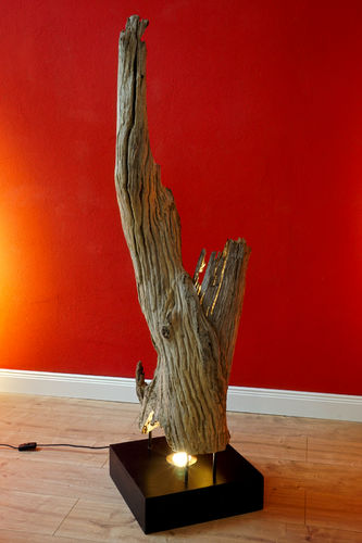 Tree Trunk Floor Lamp BAN MEO