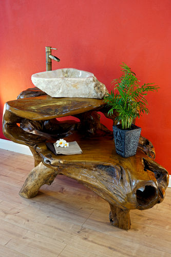 Root Wood Vanity Table SODSAI
