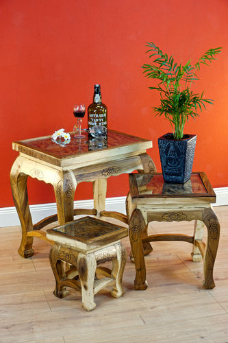 Side Table Set ARRAK