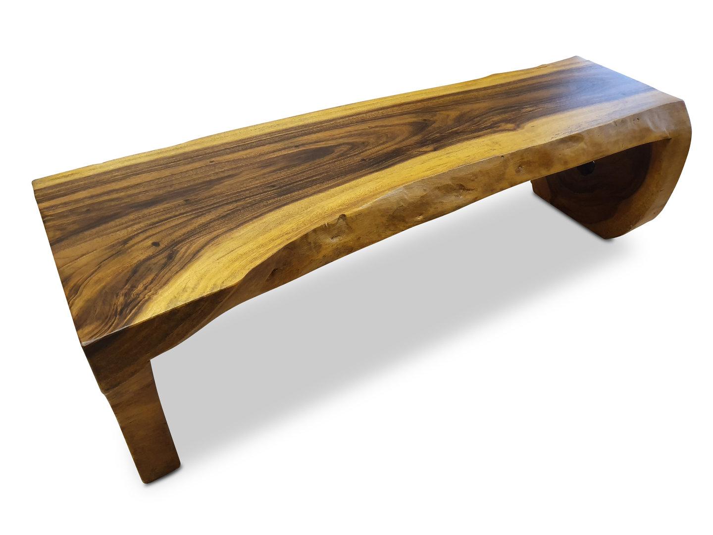 - Asian Furniture Tree Trunk Coffee Table MAE HONG - Kinaree