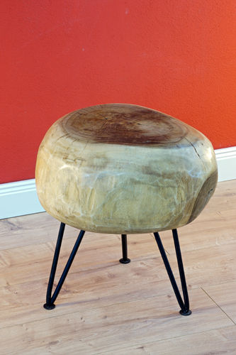 Solid Wood Stool ISAN