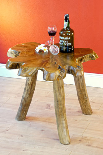Root Wood Side Table THAWI
