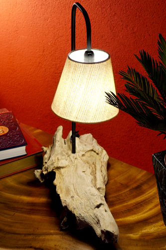 Driftwood Table Lamp KOLOA