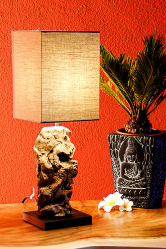 Driftwood Table Lamp PAHALA