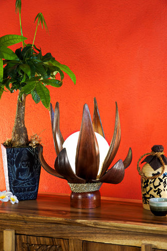 Coconut Table Lamp NAPALI